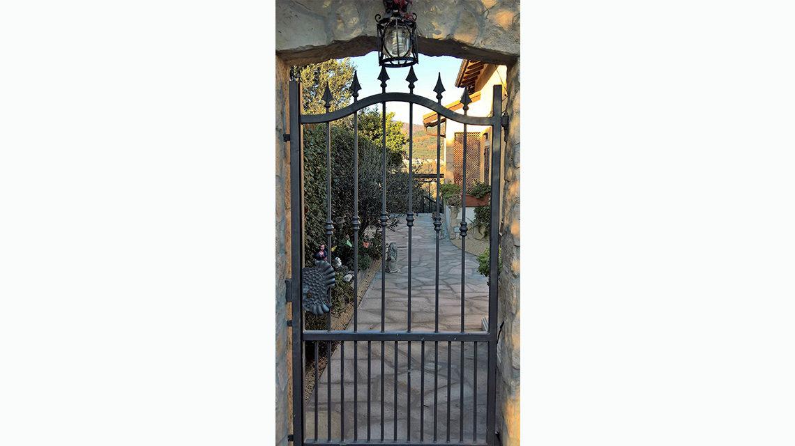 cancello slider